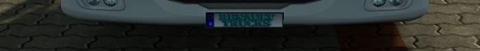 Марки грузовиков на номерных знаках